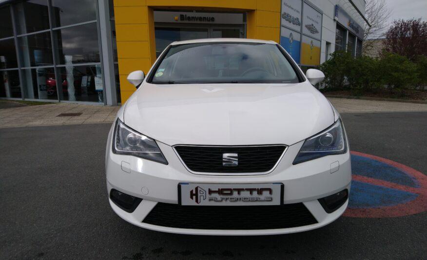 SEAT Ibiza IV Phase 2 SC 3 Portes 1.6 TDI 16V DPF 90 cv 2 PLACES